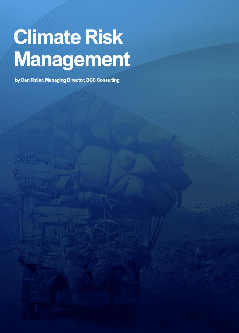 BCS – Climate Risk Management